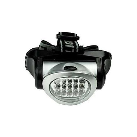T213 LED-es fejlámpa 15xLED/1W
