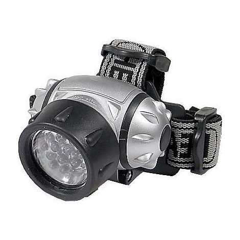 T225 LED-es fejlámpa 7xLED