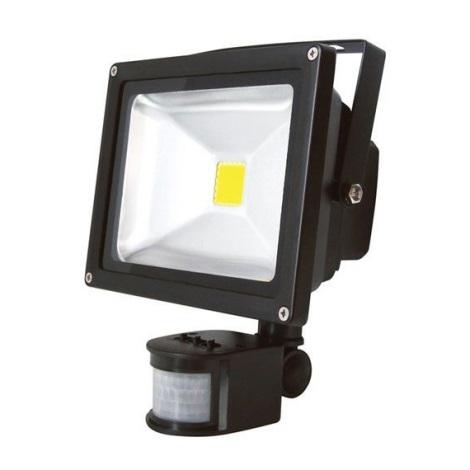 T247 szenzoros LED reflektor  1xLED/20W