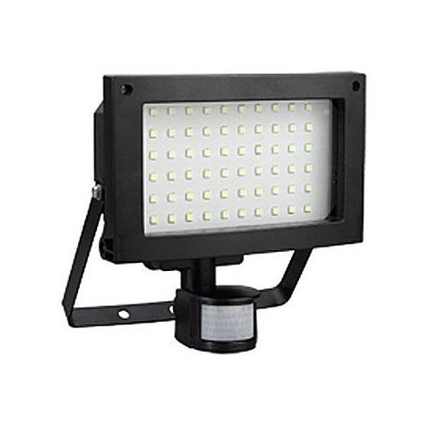 T275 LED-es kültéri reflektor PIR érzékelővel  60xLED SMD/12W