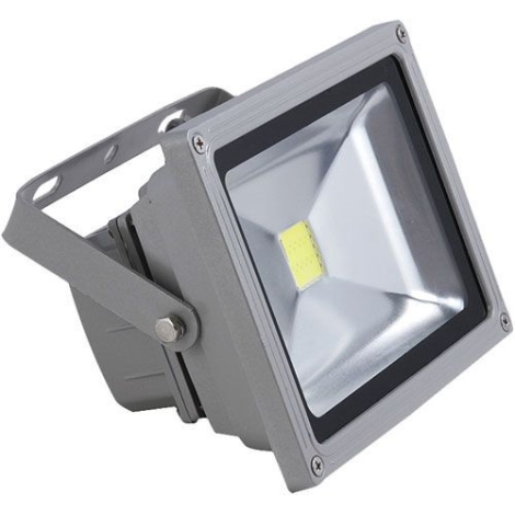 T290 LED-es reflektor 20W LED IP65