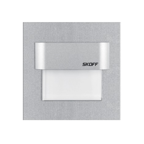 TANGO STICK  fali LED-es lámpa, fehér, alumínium, ragasztócsík