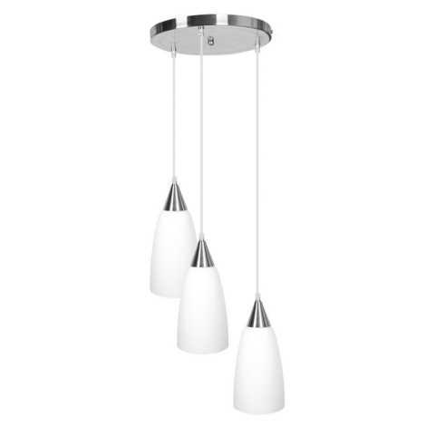 Top Light 1519/3K/LK - Mennyezeti függesztékes lámpa 3xE27/60W/230V