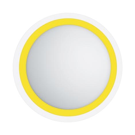 Top Light 5501/30/LK/ZL - Mennyezeti lámpa 2xE27/60W/230V