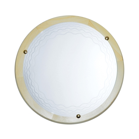 Top Light 5502/30/SD/KRA - Mennyezeti lámpa 1xE27/60W/230V