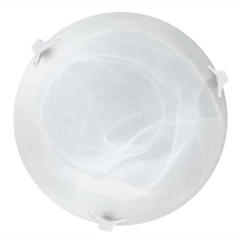 Top Light 5504/40/B/AL - Mennyezeti lámpa 2xE27/60W/230V
