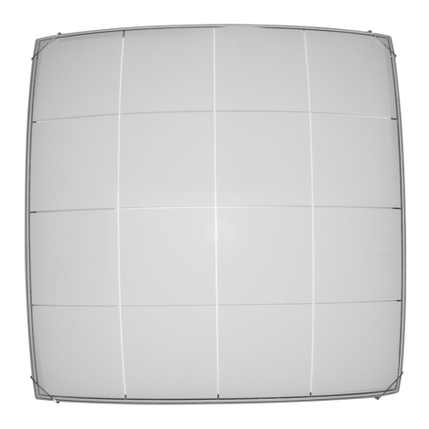 Top Light 5515/40/PR - Mennyezeti lámpa 2xE27/60W/230V