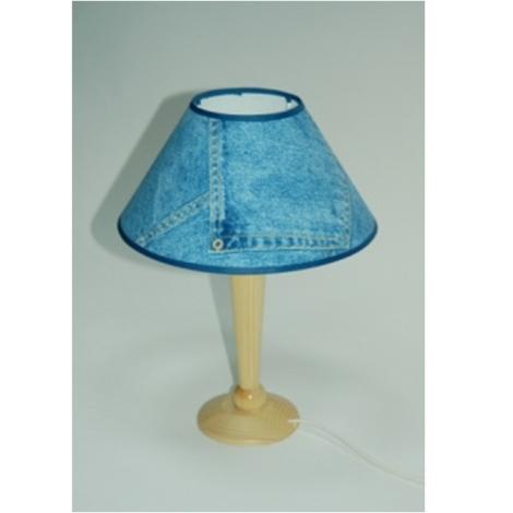 TOP LIGHT - 61 D asztali lámpa 1xE27/60W