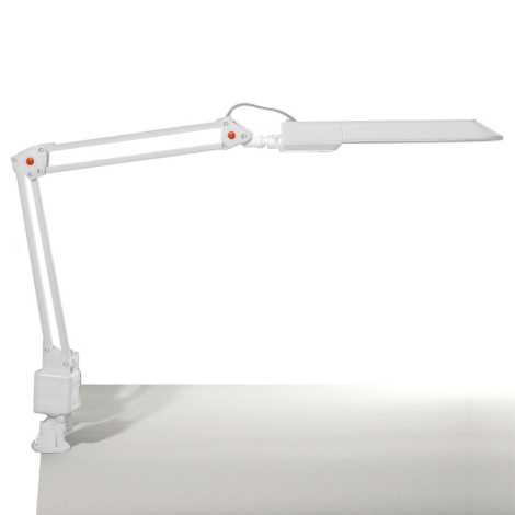 Top Light - Asztali lámpa OFFICE 1xG23/11W/230V fehér