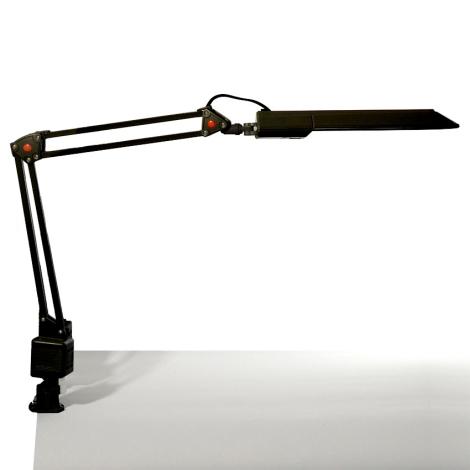 Top Light - Asztali lámpa OFFICE 1xG23/11W/230V fekete