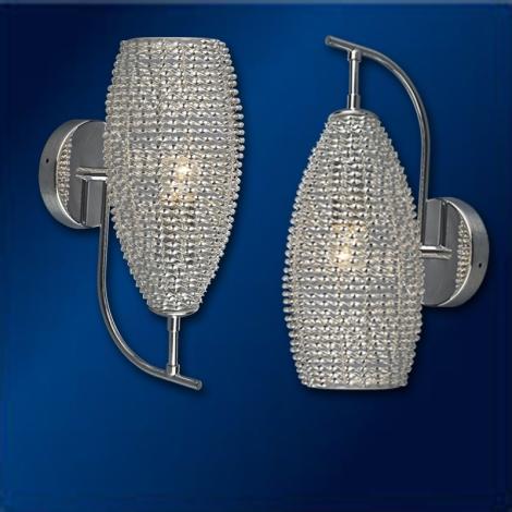 TOP LIGHT - DAVOS fali lámpa E27/60W