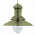 Top Light - FISHERMAN 1 XL függeszték, antik bronz 1xE27/60W