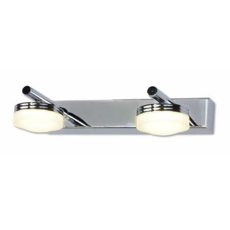 TOP LIGHT - LED Fürdőszobai fali lámpa HUDSON 2xLED/5W/230V