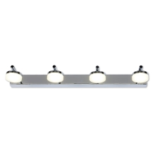 TOP LIGHT - LED Fürdőszobai fali lámpa HUDSON 4xLED/5W/230V