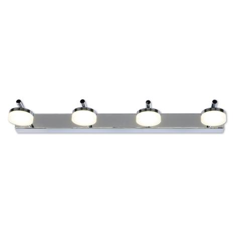 TOP LIGHT - LED Fürdőszobai fali lámpa HUDSON 4xLED/5W/230V