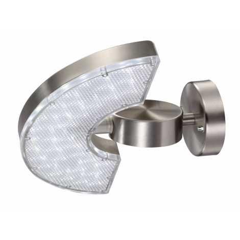 TOP LIGHT - LED Kültéri fali lámpa MOENA LED/6,5W/230V