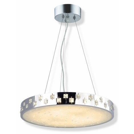 TOP LIGHT - LED Mennyezeti függesztékes lámpa DIAMOND LED/32W/230V