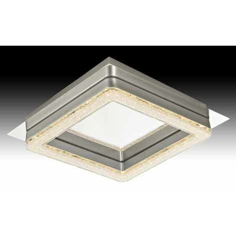 TOP LIGHT - LED Mennyezeti lámpa CRYSTAL LED/16W/230V