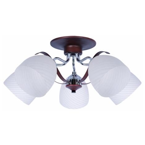 Top Light Nostalgia 5 - Mennyezeti lámpa NOSTALGIA 5xE27/60W/230V