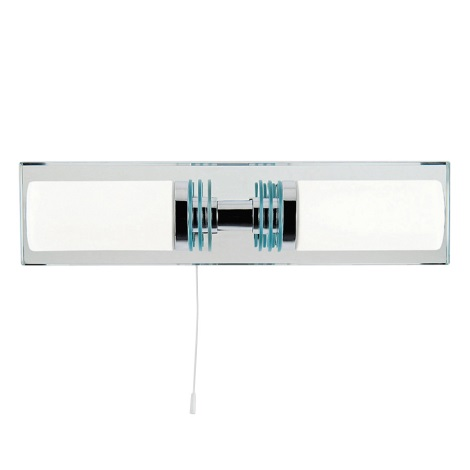 Top Light Odra 2 - LED Fürdőszobai lámpa ODRA 2xG9/5W/230V + 2xG9/40W/230V