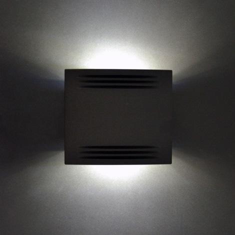 Top Light Ravenna 1 - LED Kültéri lámpa RAVENNA LED/8W/230V