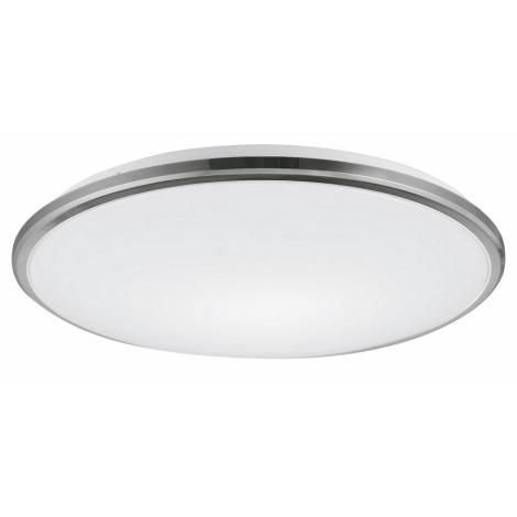 Top Light Silver KL 4000 - LED Mennyezeti fürdőszobai lámpa LED/24W/230V