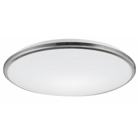 Top Light Silver KS 4000 - LED Mennyezeti fürdőszobai lámpa LED/10W/230V