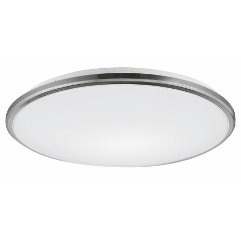 Top Light Silver KS 6000 - LED Mennyezeti fürdőszobai lámpa LED/10W/230V