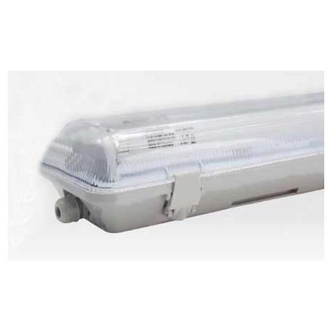 Topline fénycsöves lámpa 2xT5 /80W/230V ABS/PC HELVAR 280R