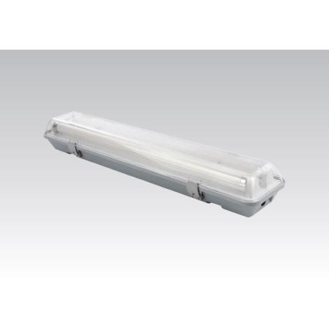 TRILUX fénycsöves világítás 2xT8/58W