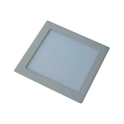 VEGA SQUARE LED-es beépíthető spotlámpa 1xLED 18W studená bílá - GXDW013