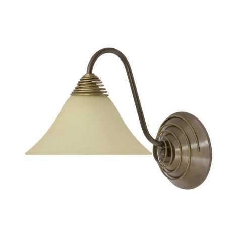 VICTORIA GOLD I K fali lámpa 1xE27/60W