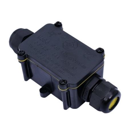 Vízálló csatlakozódoboz 450V AC/24A IP68