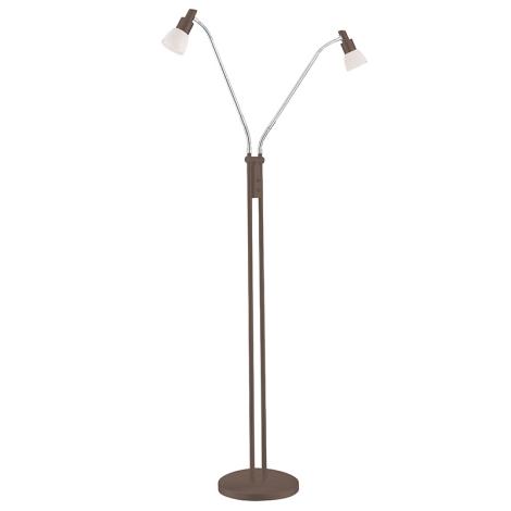 Wofi 3361.02.09.0000 - LED Állólámpa EVE 2xLED/5W/230V