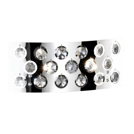 WOFI 4200.02.01.0000 - DRESS fali lámpa 2xG9/33W