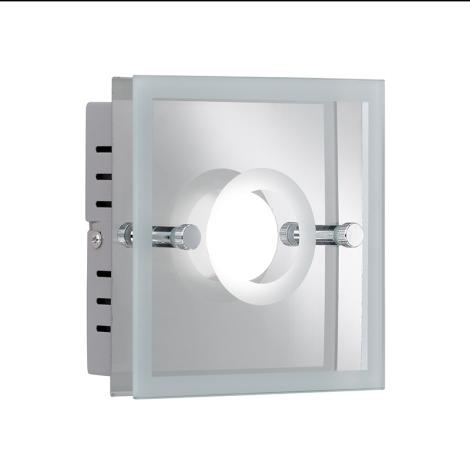 Wofi 4475.01.01.0000 - LED fali lámpa MIRA 1xLED/4W/230V