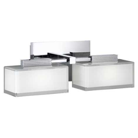 WOFI 4633.02.01.0000 - SYDNEY fali lámpa 2xLED/4W