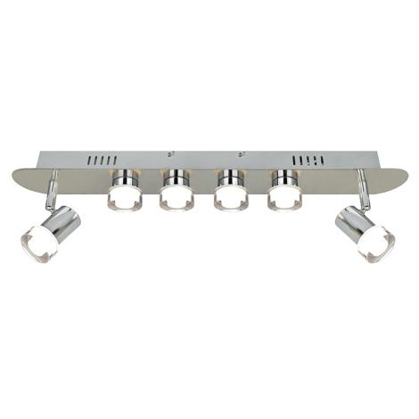 Wofi 7792.06.54.0500 - LED Spotlámpa ANTIBES 6xLED/4W/230V
