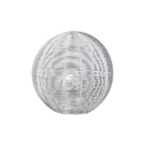 WOFI 8273.01.70.0250 - MODENA asztali lámpa 1xE27/60W