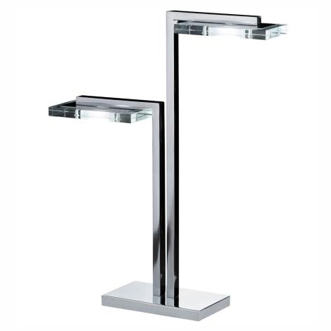 WOFI 8619.02.01.0000 - INTERIO asztali lámpa 2xLED/6,5W
