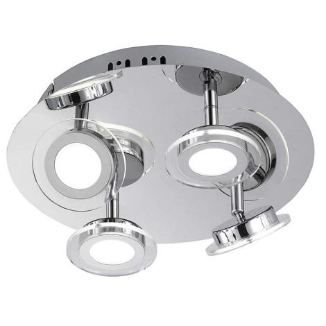 Wofi 9195.04.01.0000 - LED Spotlámpa CHLOE 4xLED/5W/230V