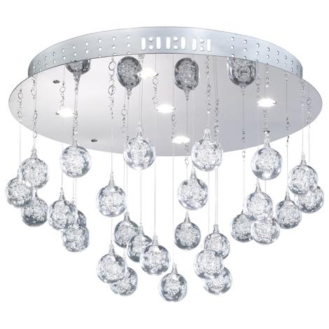 Wofi 9445.05.01.0000 - LED Mennyezeti lámpa GLAM 5xLED/4,5W/230V