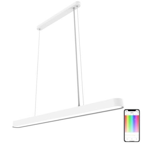 Xiaomi Yeelight - LED RGB Dimmelhető csillár zsinóron CRYSTAL LED/33W/230V  Ra95 Wi-Fi/Bluetooth